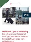 Actieplan Nederland Open in Verb in Ding