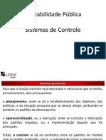 CTP - Sistemas de Controle