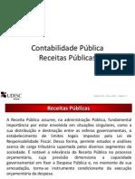 CTP - Receita Pública - Vista