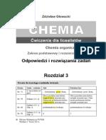Chemia 2b. Odpowiedzi i rozwiązania zadań. Węglowodory aromatyczne. Rozdział 3