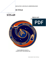 NASA Space Shuttle STS-69 Press Kit