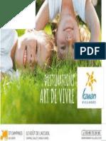 Kawan Villages 2014 Brochure