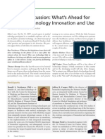 future of medical technology -march 2009