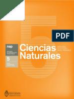 Ciencias Naturales 5 Cuadernos - JJ