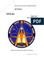 NASA Space Shuttle STS-61 Press Kit