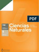 Ciencias naturales  6 JJ