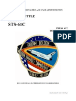 NASA Space Shuttle STS-61C Press Kit