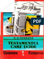E.X.ferrars - Testamentul Care Ucide (v1.0)
