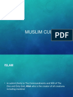 Muslim Culture.elective