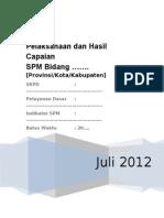 Analisa Profile SPM