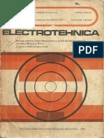 Manual Electrotehnica Pt Elevii de Liceu