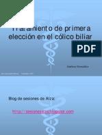 10 2010-03-23 Tratamiento Del Colico Biliar a.gonzalez