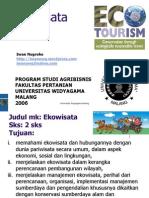Handouts Ekowisata