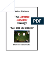 Ultimate Baccarat Strategy