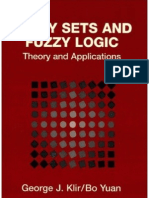 Fuzzy Sets & Fuzzy Logic -- Theory & Applications [Klir & Yuan]