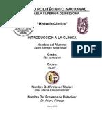 Historia Clínica 1 (Hospital General Manuel Gea Gonzalez)