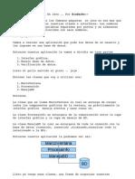 Paquetes en Java Por Jsps