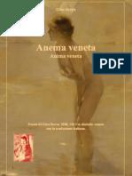 Anema Veneta, Anima Veneta, Poesie Di Gian Berra 2014