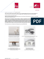 Furniture Times - Design Comes Up Tops