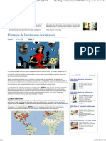 El ataque de las cámaras de vigilancia - Atajos Web _ Blogs _ Peru21