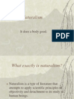 Naturalism education
