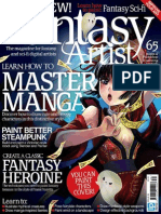 Fantasy Artist Issue N 39