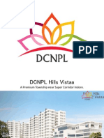 Real Estate Property Indore- DCNPL Hills Vistaa