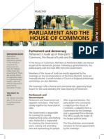 Parliament and the HoC