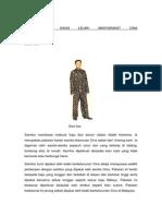 baju kaum Cina