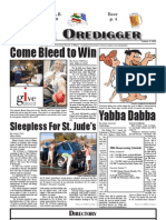 The Oredigger Issue 03 - October 4, 2006