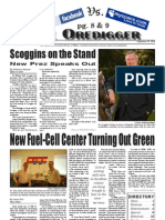 The Oredigger Issue 02 - September 20, 2006