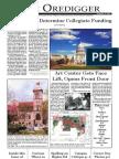 The Oredigger Issue 02 - September 21, 2005