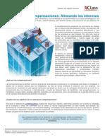 CLASE GESTIÓN DE LAS COMPENSACIONES, ALINEANDO LOS INTERESES