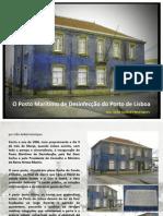 Posto Desinfecção Lisboa