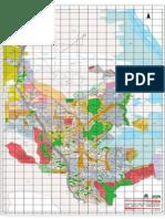 Mapa Uso e ocupação do solo