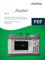 Site Master s331l