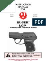 RugerLCPManual