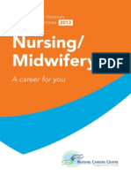 Nursing and Midwifery a Career for You 2013