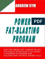 Andrew Gym Power Fat-Blasting Program
