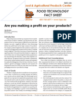 Are You Making a Profit on Your Products