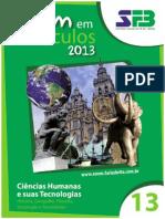 Enem Em Fasciculos Fasciculo 13 Ciencias Humanas e Suas Tecnologias