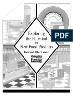 Exploring the Potential for New Food Products