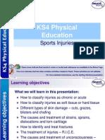 7. Sports Injuries