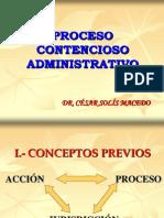 contecioso administrativo