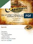 Fulle OPNET08 Presentation