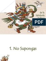 4 Precept Os Toltec As