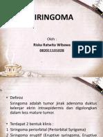 Referat Siringoma
