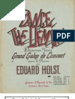 Eduard Holst - Dance of the Demon