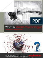 Psychology and Media