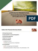 Financial Corporate Presentation May08